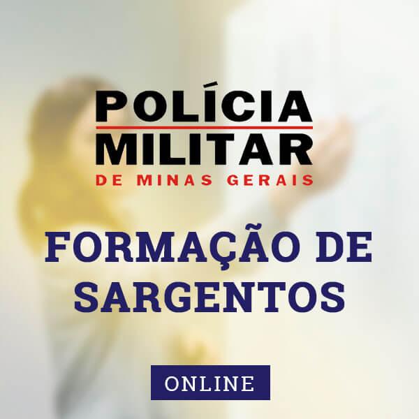 Curso Preparatório Formação de Sargentos | Approbare