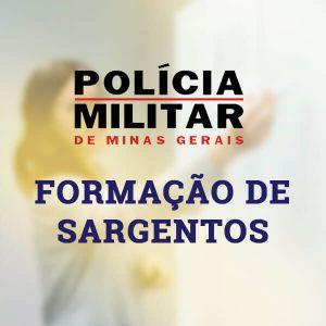 Curso de Formação de Sargentos PMMG | Approbare