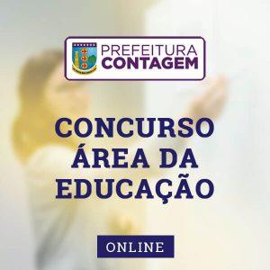 Contagem Concurso Área da Educação | Approbare