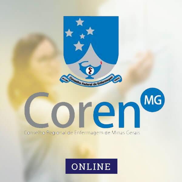 Concurso COREN MG