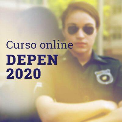 Curso Online DEPEN 2020