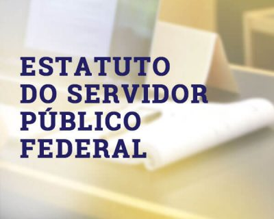 Estatuto do Servidor Publico Federal