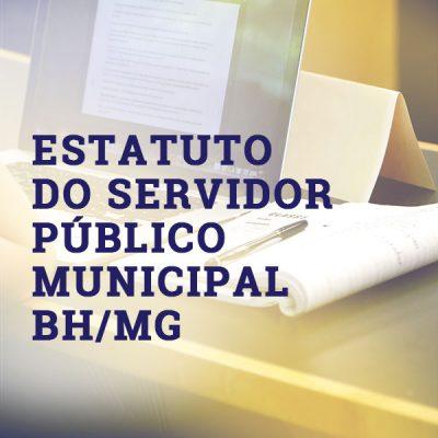 Estatuto do Servidor Público Municipal – BH/MG